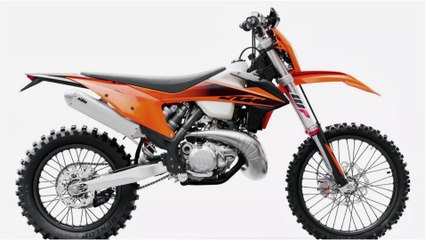 2020 250cc Off-Road Two-Stroke Dirt Bikes To Buy