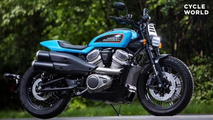 Harley-Davidson Café Racer And Flat Tracker Coming Soon