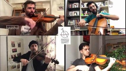 Anadolu Quartet - Dersim Dört Dağ İçinde #evdekal