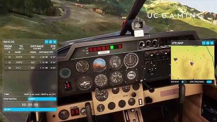 Reseña 'Flight Simulator': Volar ahora es una realidad