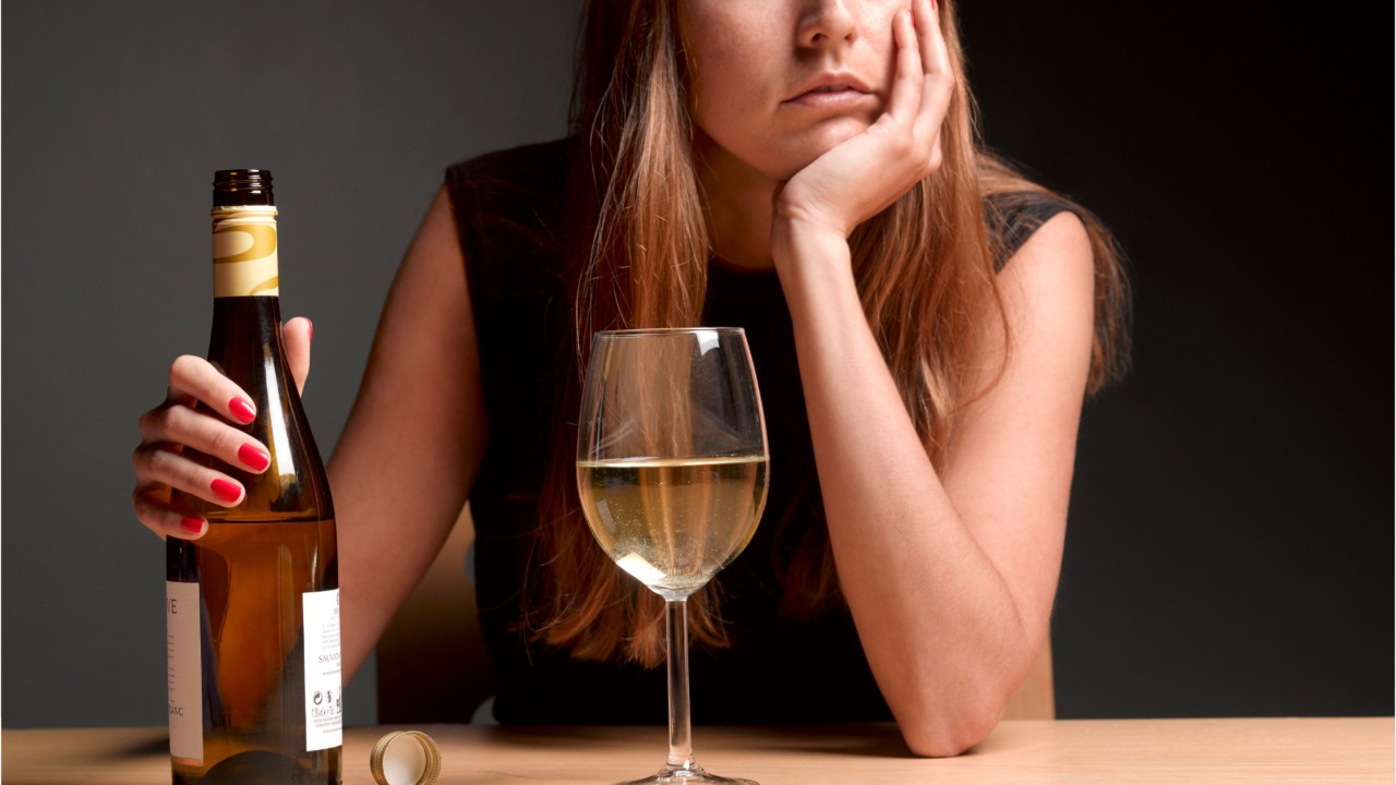 CDC Reveals How Many Americans Admit To Hitting The Bottle Hard