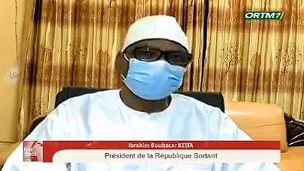 Mali : IBK démissionne de ses fonctions de président de la République