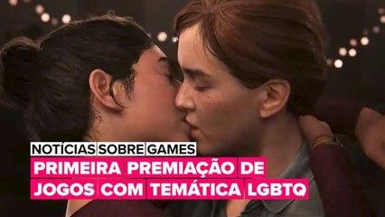 A primeira premiação de jogos LGBTQ acontecerá em 2021!