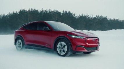 El Ford Mustang Mach-E totalmente eléctrico con potencia, estilo y libertad