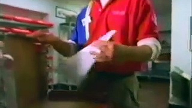 Domino's Pizza: Bad Andy; Good Pizza (2000)