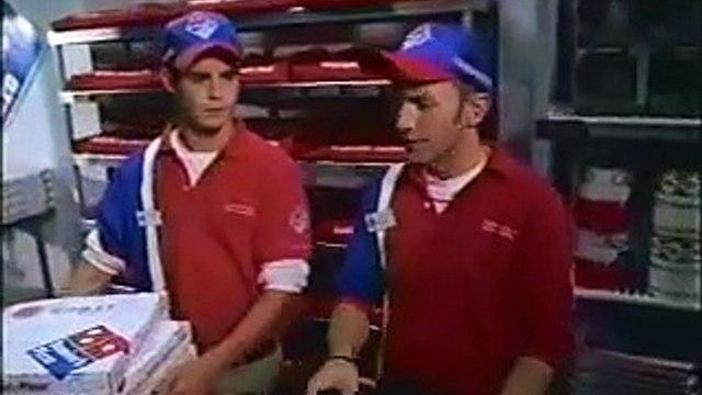Domino's Pizza: Bad Andy; Good Pizza - Heat Wave (2000)
