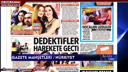 Basın Turu - 19 Ağustos 2020 - Buse Gençtürk - Ulusal Kanal