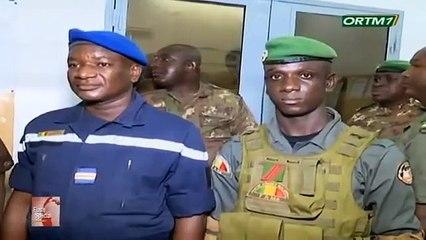 Crise au Mali: COMITE NATIONAL POUR LE SALUT DU PEUPLE CNSP