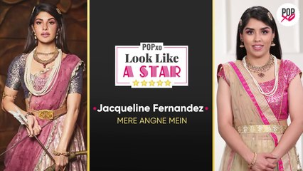 Jacqueline Fernandez's Look in Mere Angne Mein - POPxo Look Like A Star