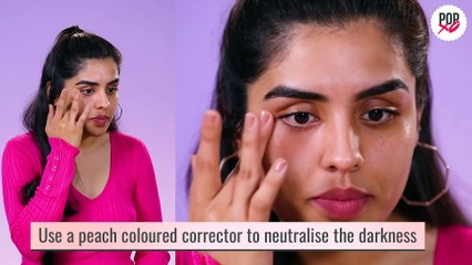 How To Conceal Your Dark Circles - POPxo Makeup Masterclass