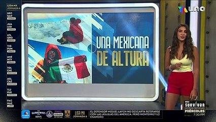 ¡Viridiana Álvarez es una mexicana exitosa!   Azteca Deportes