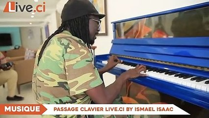 Passage clavier live.ci by Ismael Isaac