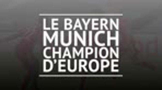 Finale - Le Bayern champion d'Europe