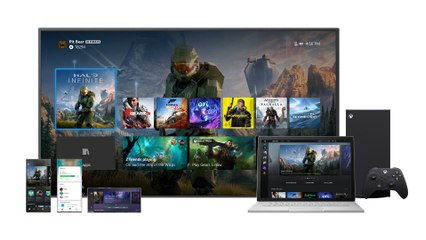 The New Xbox Experience: Connecting You to Fun, Wherever You Want to Play (Xbox Series 2020)
