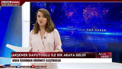 Ana Haber- 19 Ağustos 2020 - Seda Anık- Ulusal Kanal
