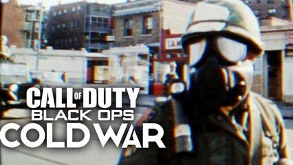 Call of Duty Black Ops: Cold War - Official Teaser Trailer 'Know Your History' (2020)