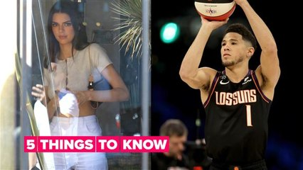 Who is Kendall Jenner's new man, Devin Booker?