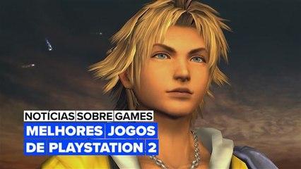 Os melhores jogos de PS2 de todos os tempos!