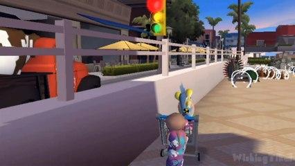 Rabbids Go Home Walkthrough Part 12 (Wii) No Commentary