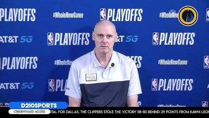 Dallas Mavericks vs LA Clippers Recap | Kawhi Leonard 35 Pts, 10 Reb, 2 Ast