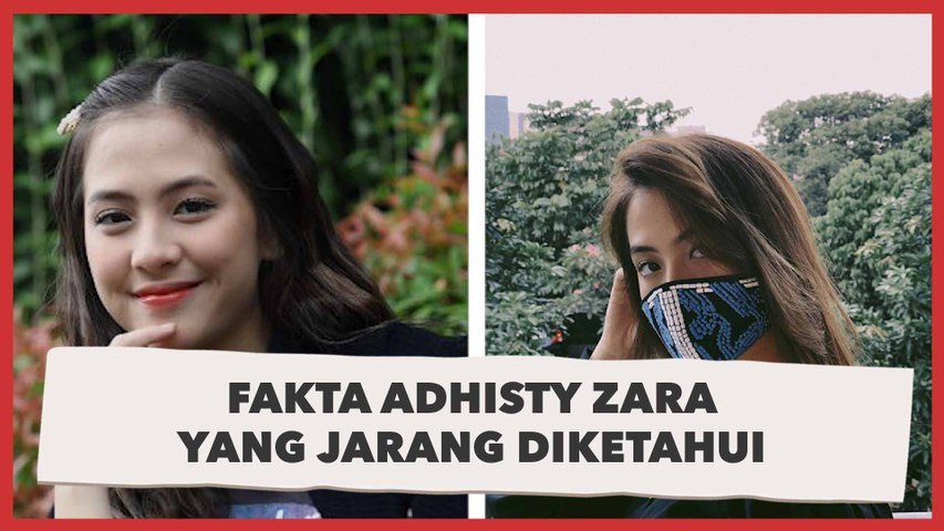 Fakta Adhisty Zara yang Viral Imbas Video Remas Dada