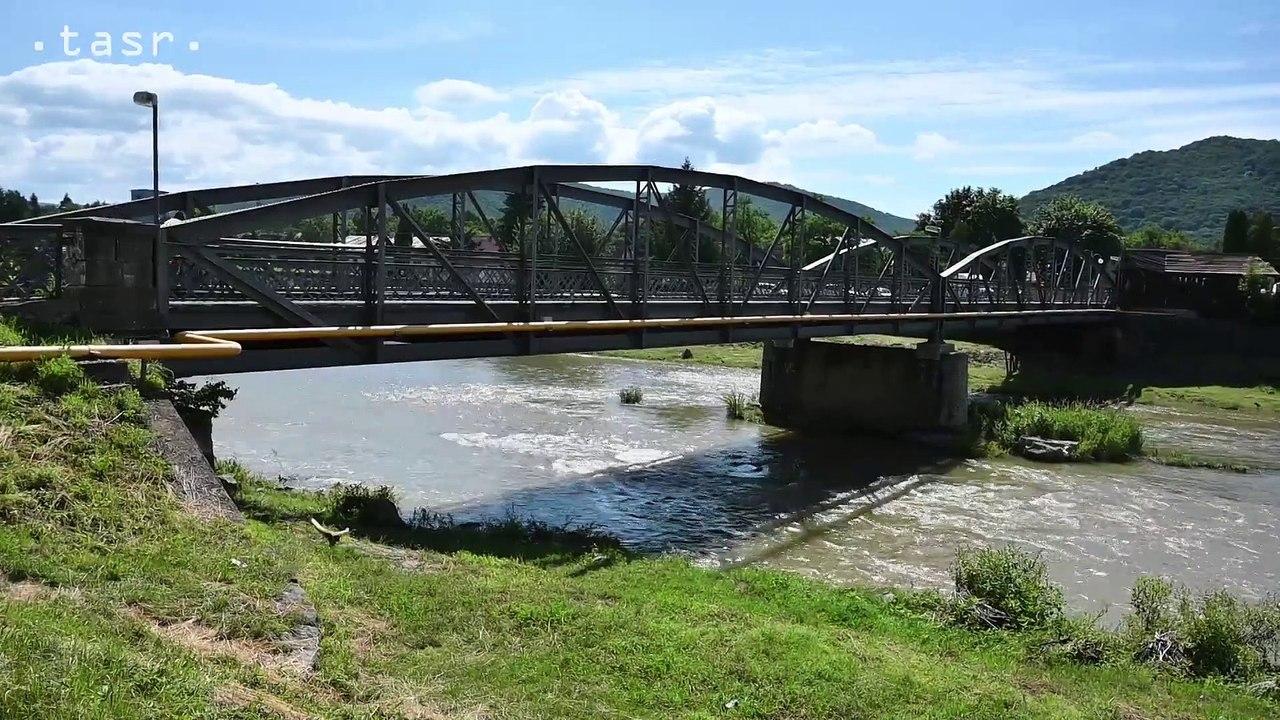 Valaškovský most v Humennom bol postavený technológiou ako Eiffelova veža v Paríži a Titanic