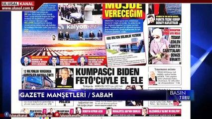 Basın Turu - 20 Ağustos 2020 - Buse Gençtürk - Ulusal Kanal