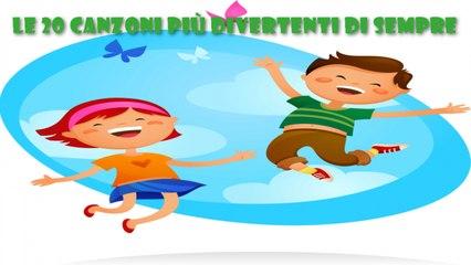 Giulia Parisi - Le 20 canzoni più divertenti di sempre #Canzonibambini e Musica per bambini