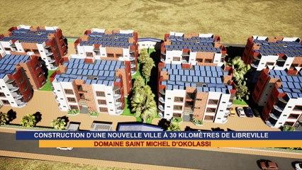 Une nouvelle ville en construction à 30 kms de Libreville