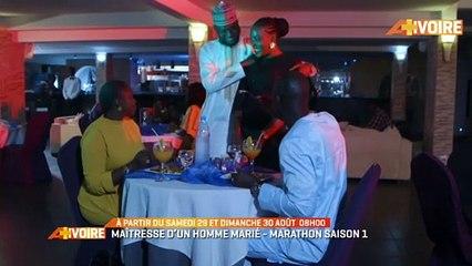 MARATHON DE LA SERIE MAITRESSE / SAMEDI 29 AOÛT ET DIMANCHE 30 AOÛT À 08H00