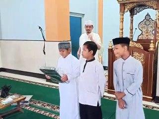 Lomba Adzan Anak Untuk Memperingati Tahun Baru Islam