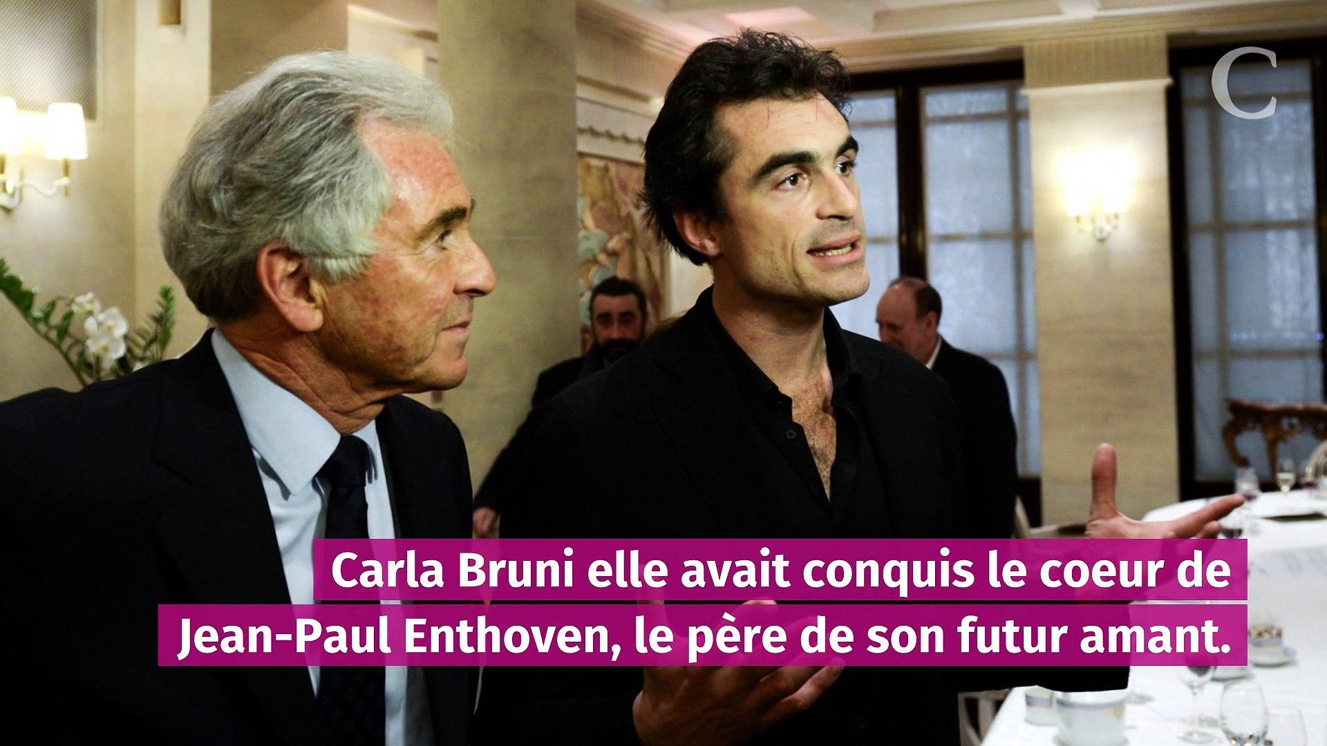 Raphael Enthoven Ses Confidences Sur Son Coup De Foudre Pour Carla Bruni Video Dailymotion
