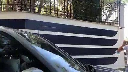 Lazio, Luis Alberto arriva a Formello