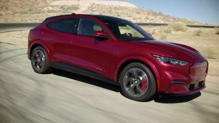 La Ford Mustang Mach-E - SYNC nouvelle génération