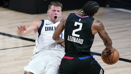 Thắng Clippers của Kawhi, Luka Doncic lập kỉ lục tại NBA play-off  | VTC