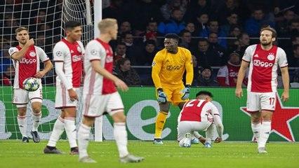 Ajax đón tin vui sau thất bại của Lyon | VTC