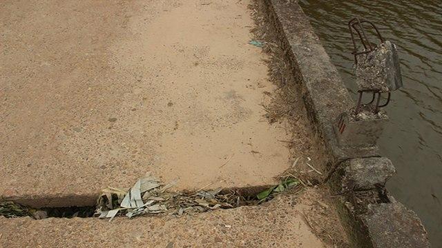 Quảng Trị: Nguy cơ tai nạn từ những cây cầu cũ    VTC