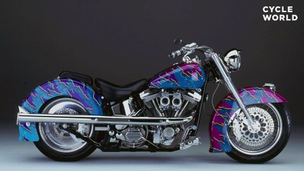 Brightest And Raddest Neon Motorcycles of the '90s