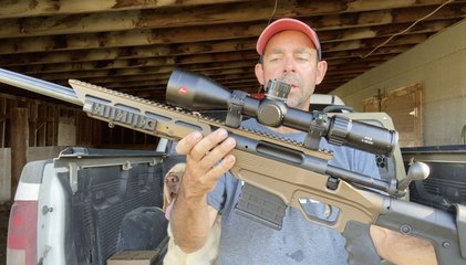 Editor's Choice Precision Riflescope: Leica PRS 5-30x56i