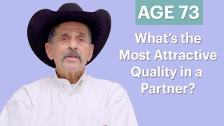 Men Ages 5-75: What's the Most Attractive Quality in a Partner?