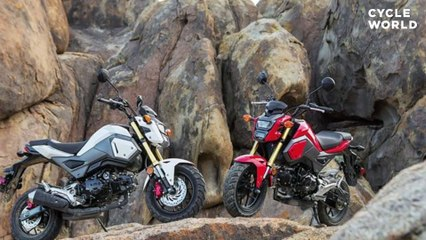 10 Great Small-Displacement Motorcycles