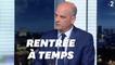 Rentrée scolaire : L'intervention de Jean-Michel Blanquer sur France 2 le 20 août