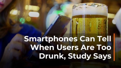 Are You Smartphone Drunk