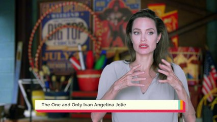 The One and Only Ivan Angelina Jolie