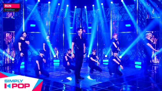 [Simply K-Pop] GreatGuys(멋진녀석들) - RUN _ Ep.428