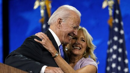 Joe Biden Accepts Democratic Presidential Nomination