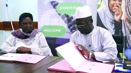 Signature de convention Univers Médias Régie publicitaire de la Radio-Al-Bayane