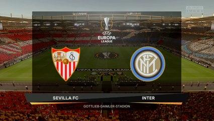 Sevilla vs. Inter Milan - ⚽UEFA Europa League Final 2020 - CPU Prediction