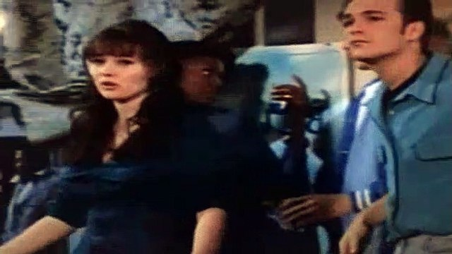 Beverly Hills BH90210 Season 2 Episode 24 - The Pit And The Pendulum