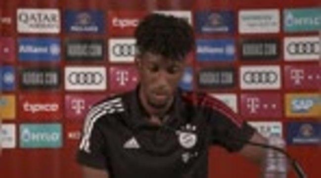 "Bayern Munich - Coman : ""On veut absolument remporter cette finale"""